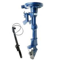Rabeta Vertical Motor Popa Estacionário 4 A 6hp + Acelerador