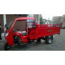 Trimoto Sunchine 300cc, Cabina, Tolva 2.50 X 1.40 X 0.70,