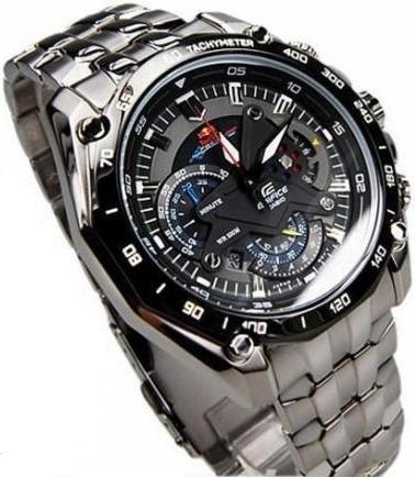 ff4628b23d8 Relógio Casio Ef-550 Rbsp Edição Limitada Red Bull No Brasil - R ...