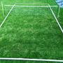 Cancha Futbol Tenis Voley Completa 8x4m Red Parantes Lineas