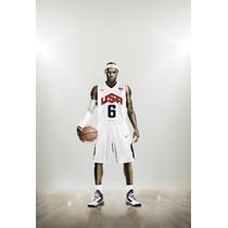 Nike Air Hyperdunk 2012 Dream Team Us11 29mx Lebronjordan