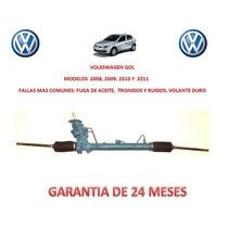 Caja Direccion Hidraulica Cremallera P/bomba Volkswagen Gol