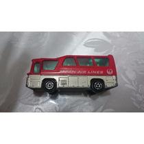 Minibus Marca Majorette Años 70 Hecho En Francia