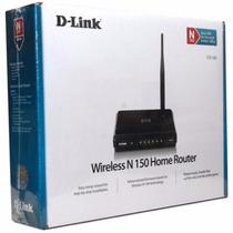 Roteador D-link Dir-600 150m Wireless N 5 Dbi 802.11b/g/n