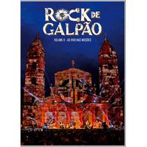 Dvd Rock De Galpão Ii - Ao Vivo Nas Missões!!!