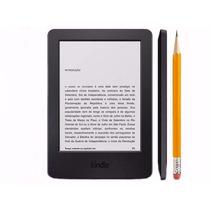 Livro Digital Kindle 7ªg Touch 12x Sem Juros E Frete Gratis!
