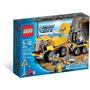 Lego City 4201 - Excavadora Y Volquete