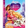 Dvd Barbie: Castelo De Diamante Seminovo