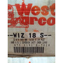 Electrodo 7018 De 3/32 West Arco