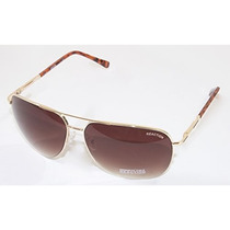 Gafas Kenneth Cole Reaction Semi Sin Montura Estilo Av W219