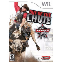 Jogo Out Of The Chute Nintendo Wii Original Lacrado Raridade