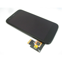 Display Lcd + Cristal Digitalizador Moto G Xt 1032 Con Marco