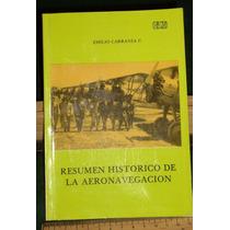 Libro Resumen Historico Aeronavegacion
