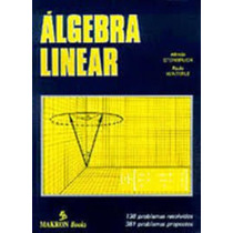 Livro Álgebra Linear Alfredo Steinbruch E Paulo Winterlie