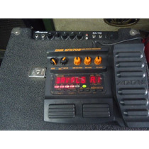 Pedal Bass Zoom Bfx 708 (de 590,00 Por 399,00)