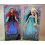 Elsa Y Anna, Muñecas De Frozen - Disney Store Original