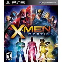 Jogo Americano X-men Destiny Marvel Para Playstation Ps3