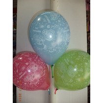 Cotillon Alternativo Peppa Pig Globos