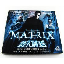 The Matrix / Warner Bros Video Cd Importado Hong Kong 1999