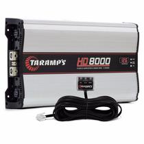 Módulo Amplificador Hd8000 Taramps 1 E 2 Ohms Hd8k