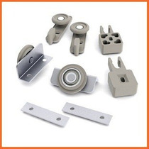 Roldana Ro-23 Para Portas De Correr De Aluminio Ou Madeira