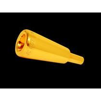 Trompete. Bocal Jc Custom - Estilo Monette - Stc3