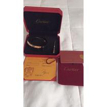 Cartier Love Brazaletes!!! Oro, Plata Y Oro Rosa