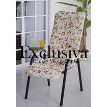 Kit De 2 Capa Para Assento De Cadeira De Fio