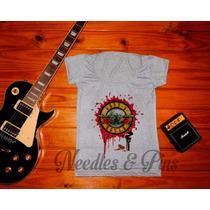 Remeras Sublimadas - Guns N Roses! Varios Modelos!