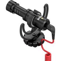 Microfone Rode Videomicro Para Câmeras Dslr