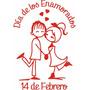 Vinilos Vidrieras Dia De Los Enamorados San Valentín