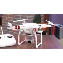 Drone Dji Phantom 3 Standard Temos Advanced E Professional