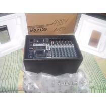 Consola Amplificada Yamaha Emx212 Nueva