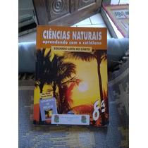 Livro Ciências Naturais - 8.o Ano - Eduardo Leite Do Canto