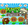Kit Festa Provençal Plants Vs Zombies Cartões Convites