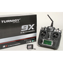 Avion Radio Control Remoto 2.4g Turnigy 9x Rc Avion Futaba