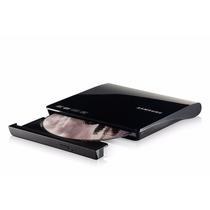 Gravador De Dvd Slim Samsung Portatil 8x Usb