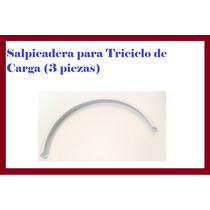 Salpicadera Para Triciclo De Carga (3 Piezas)