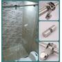 Divisiones De Baño, Sistemas En Vidrio Aluminio Y Acero