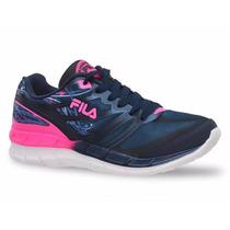 Zapatillas Fila Running Comfort Fit Mujer
