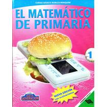 Matematico De Primaria 1 - Robles / Fernandez Editores
