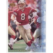 2000 Upper Deck Steve Young San Francisco 49ers