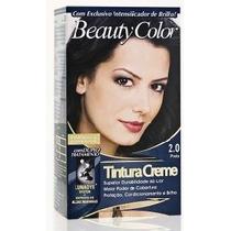 Tintura Beauty Color Kit Completo Bisnaga 50g -várias Cores