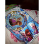 Manteleria Completa Frozen Peppa Pig Cerdita Princesa Sofia
