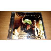 Alejandro Fernandez, Las Mañanitas,cd Promo Muy Raro De 2002
