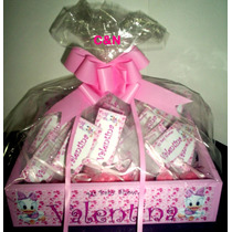 Souvenir 40 Pares De Piecitos De Jabon C/ Caja Baby Shower