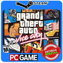 Grand Theft Auto: Vice City Pc Steam Cd-key Gta Vice City