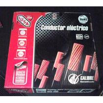 Caja De Cable 100 M. Stp Cordón Pot Calibre 18 Marca Iusa