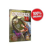 Libro De Dinosaurios 3d Reptiles Gigantes Prehistóricos