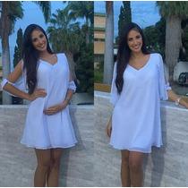 Vestido Importa De Mujer En Gaza -chic--top-chiffon Italiano